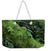 Forest Greenery Weekender Tote Bag