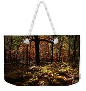 Forest Illuminated Weekender Tote Bag