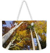Forest In Autumn Bavaria Weekender Tote Bag