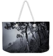 Forest In The Fog Weekender Tote Bag