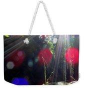Forest Lightscape Weekender Tote Bag