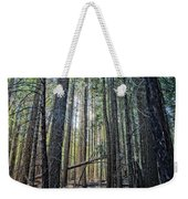 Forest Morning Weekender Tote Bag