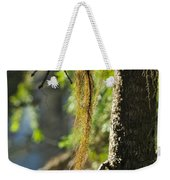 Forest Moss Weekender Tote Bag