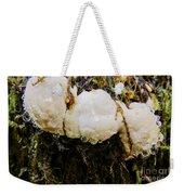 Forest Mushroom Trio Weekender Tote Bag
