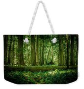 Forest Of Cathedral Grove Collection 7 Weekender Tote Bag
