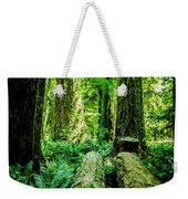Forest Of Cathedral Grove Collection 9 Weekender Tote Bag