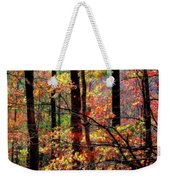 Color The Forest Weekender Tote Bag