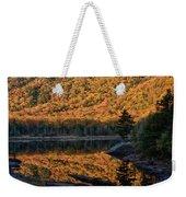 Forest Reflection Weekender Tote Bag