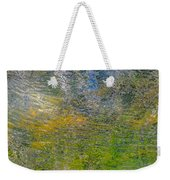 Forest Reflection Weekender Tote Bag by Roxy Hurtubise