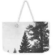 Forest Ridge Weekender Tote Bag
