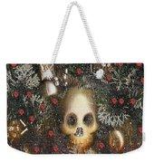 Forest Skull Pop Art Weekender Tote Bag