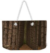 Forest Soldiers... Weekender Tote Bag