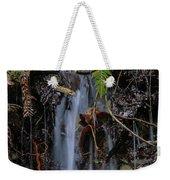 Forest Streamlet Weekender Tote Bag