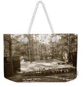 Forest Theater Carmel California  Circa 1930 Weekender Tote Bag