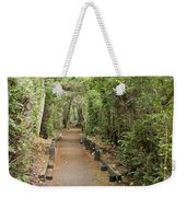 Forest Walk Weekender Tote Bag