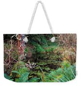 Forest Wetlands II Weekender Tote Bag