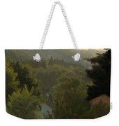 Forested Hills Weekender Tote Bag