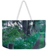 Forested Path Weekender Tote Bag