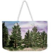 Forest's Edge Weekender Tote Bag