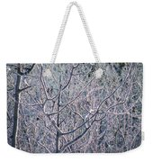 Forests Of Frost Weekender Tote Bag