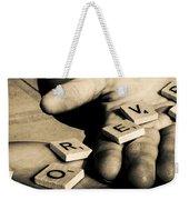 Forever Weekender Tote Bag