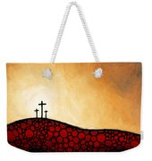 Forgiven - Christian Art By Sharon Cummings Weekender Tote Bag