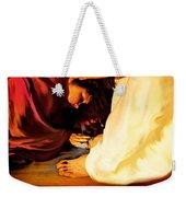 Forgiven Weekender Tote Bag by Jennifer Page