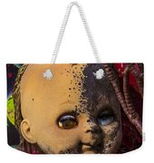 Forgotten Baby Doll Weekender Tote Bag