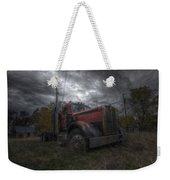 Forgotten Big Rig 2014 Weekender Tote Bag