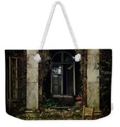 Forgotten Courtyard Weekender Tote Bag