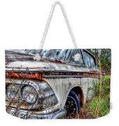Forgotten Edsel Weekender Tote Bag