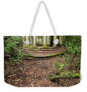 Forgotten Folly Weekender Tote Bag
