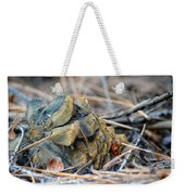 Forgotten Pine Cone Weekender Tote Bag