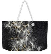 Forgotten Wishes Weekender Tote Bag