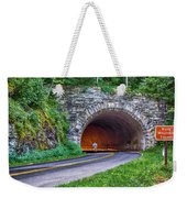 Fork Mountain Tunnel Weekender Tote Bag
