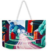 Form And Light Weekender Tote Bag