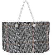 Formal Jacket Weekender Tote Bag