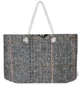 Formal Jacket Weekender Tote Bag