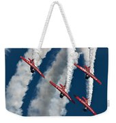 Formation And Smoke Weekender Tote Bag