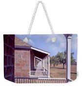 Fort Davis Perspective Weekender Tote Bag