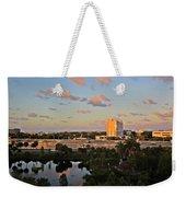 Fort Lauderdale Scene Weekender Tote Bag