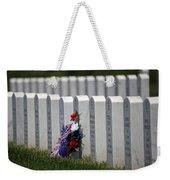 Fort Leavenworth National Cemetery Weekender Tote Bag