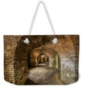 Fort Macomb Arches Vertical Weekender Tote Bag by David Morefield