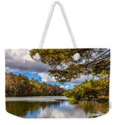 Fort Mountain State Park Lake Trail Weekender Tote Bag