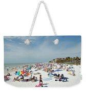 Fort Myers Beach Weekender Tote Bag