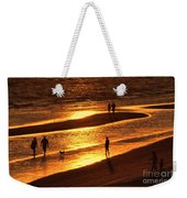 Fort Myers Beach Sunset  Weekender Tote Bag