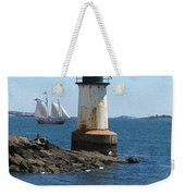 Fort Pickering Light Weekender Tote Bag