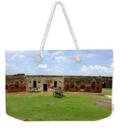 Fort Pike - #6 Weekender Tote Bag