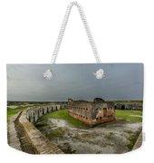 Fort Pike Weekender Tote Bag by David Morefield