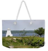 Fort Point State Park - Maine Weekender Tote Bag